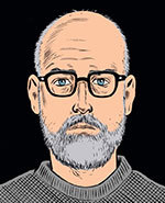 Icon of the event RUSH SEATS ONLY Daniel Clowes
