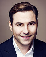 Icon of the event David Walliams