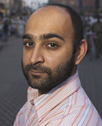 Icon of the event Exit West with Mohsin Hamid