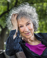 Icon of the event Margaret Atwood & Angel Catbird: Saving Birds, Saving Cats - ATRIUM