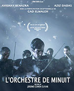 Icon of the event Place au cinéma : « L'Orchestre de minuit »