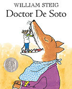 Icon of the event Puppet Show: Doctor De Soto