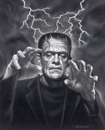 Icon of the event Frankenstein Movie Night