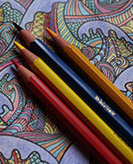 Icon of the event Adult Colouring Afternoon