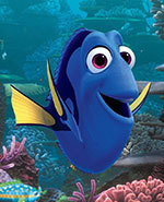 Icon of the event P.A. Day Family Film:  Finding Dory