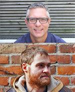 Icon of the event The eh List Author Series: Andrew Pyper & Craig Davidson in Conversation
