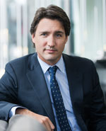 Icon of the event Justin Trudeau