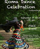 Icon of the event Culture Days @ the Library: Roma Dance Heritage Celebration