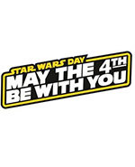 Icon of the event Star Wars Day - May the Fourth Be With You!
