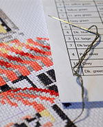 Icon of the event Cross-stitching Circle