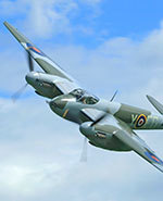Icon of the event The de Havilland Mosquito