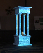 Icon of the event 3D Printing: The Tetrapylon of Palmyra