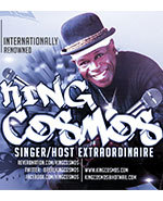 Icon of the event The Art of Composing and Singing Calypso ft. King Cosmos