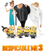 Icon of the event October P.A. Day Family Movie: Despicable Me 3