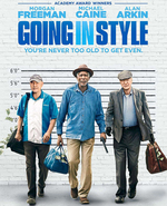 Icon of the event Adult Afternoon Movie: Going in Style (2017)