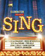 Icon of the event Family Movie Night - Sing
