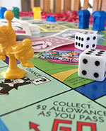 Icon of the event Seniors Board Games