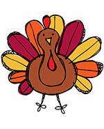 Icon of the event Thanksgiving Storytime
