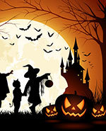 Icon of the event Halloween Storytime