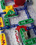 Icon of the event Snap Circuits for Kids!