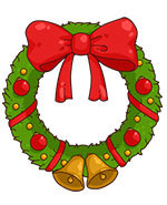 Icon of the event Christmas Eve Wreaths!