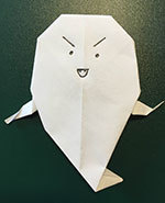Icon of the event Maker Monday: Halloween Origami!
