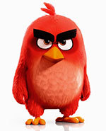 Icon of the event P.A. Day Movie:  Angry Birds