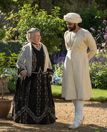 Icon of the event Movie Night: Victoria & Abdul
