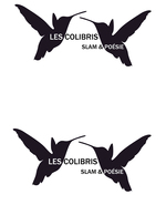 Icon of the event Les colibris - Slam & Poésie