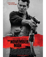 Icon of the event Afternoon at The Movies - Film and Discussion: The November Man