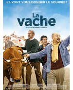 Icon of the event Place au cinéma avec Cinéfranco: La vache