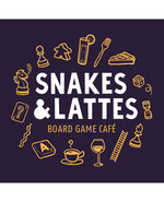 Icon of the event Game On! Snakes & Lattes at the Library