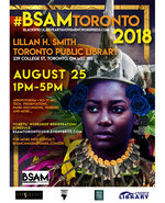 Icon of the event BSAM: Black Speculative Arts Movement - Toronto 2018 Convention