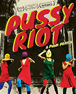 Icon of the event Music Documentaries: Pussy Riot - A Punk Prayer (2014)