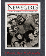 Icon of the event North Toronto Historical Society: Newsgirls:Gutsy Pioneers in Pre-Feminist Times