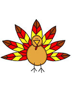Icon of the event Turkey Trot Thanksgiving Storytime
