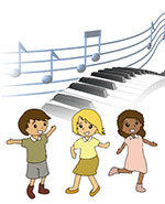 Icon of the event Music and Movement for Kids (Ages 2-6)