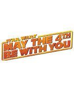 Icon of the event Star Wars Day: May the 4th Be With You