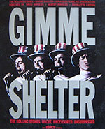 Icon of the event Music Documentaries: Gimme Shelter (1970)