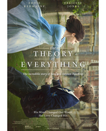 Icon of the event Adult Afternoon Movie: The Theory of Everything (2015)