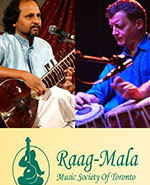 Icon of the event Sitar and Tabla recital presented by Raag-Mala Toronto