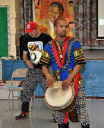 Icon of the event Hoza! Interactive Djembe Drumming