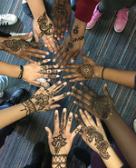 Icon of the event Henna Art in the Youth Hub