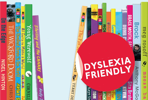 Books with Dyslexia-Friendly Features