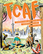 Icon of the event TCAF 2017 Kick-Off: 25 Years of Image Comics!
