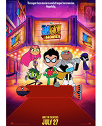 Icon of the event P.A. Day Movie: Teen Titans Go! To the Movies