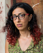 Icon of the event Meet Ayelet Tsabari, Writer in Residence, Spring 2018