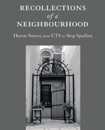 Icon of the event Recollections of a Neighbourhood: Huron-Sussex from UTS to Stop Spadina