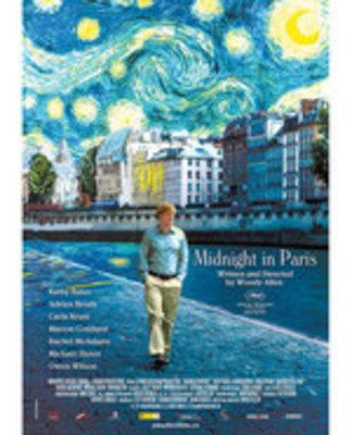 Icon of the event TIFF Movie Talks: Midnight in Paris