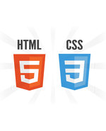 Icon of the event HTML & CSS for Beginners